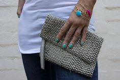 Bright and colourful stacking bangles #handmadejewellery #stackingbangles #gemstonebangles