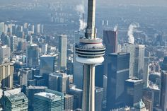 Taken during an aerial photo shoot Aerial Photography, Cn Tower, Photo Shoot, Photo And Video, Landscape, Instagram, Photoshoot, Landscape Paintings, Scenery