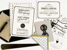 Wedding Invite By Swiss Cottage
