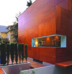 Vivienda en Chamartín (Madrid). Nieto y Sobejano Arquitectos
