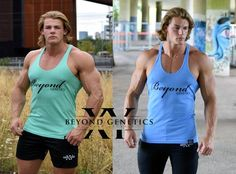Wear Comfortable #Gym #Vest For Exercise In The #USA Follow @geneticsbeyond