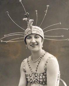 Yetta Rianza in 'Joy-Land!' - Bassano, 1916