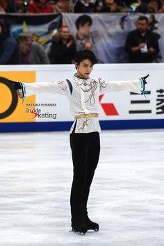 Yuzuru Hanyu in Moscow: start of his road to PyeongChang 2018 | Inside Skating