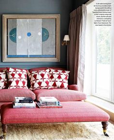 House & Garden October 2015 by Condé Nast Digital - issuu Formal Living Rooms, Home Living Room, Living Spaces, Modern Living, Design Salon, Design Studio, Living Room Inspiration, Interior Design Inspiration, Cheap Dorm Decor