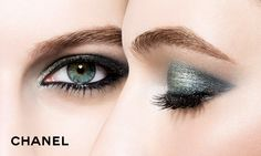 CHANEL MAKE UP 4 OMBRES