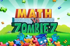 Math Games Math Vs Zombies by Tap To Learn ($0.00) ✔ 3 detailed, extremely fun to play worlds with 8 levels each.   ✔ Questions support addition, subtraction and multiplication problems.   ✔ Complete Open Feint integration with over 15 achievements.   ✔ Global leader boards for each level.    ★ SYLLABUS COVERED ★  ‣ Addition  ‣ Subtraction  ‣ Multiplication