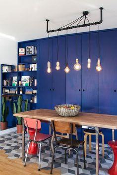 Un 67 m2 moderne avec une pièce en plus réalisé par l'architecte Cyrielle Benaïm