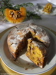 Torta zucca ok Simply Recipes, Sweet Recipes, Pie Dessert, Dessert Recipes, Sweet Light, Sweet Corner, Torte Cake, Sicilian Recipes, English Food