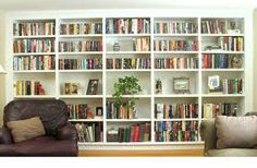 yet another bookcase image