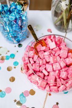Our Gender Reveal Party - Ideas, Supplies