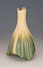 Newman Ceramic Works - Bell Flower Vase