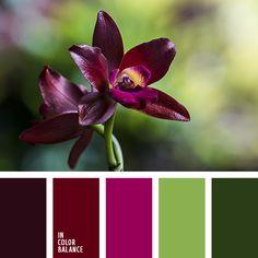 Цветовая палитра №3219