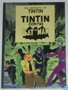 TINTIN VS BAT-MAN: