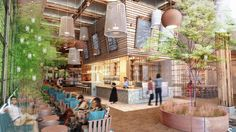 Food halls are an unstoppable trend. Here are nine new ones opening soon to look forward to.