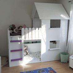 Ikea hack hochbett  IKEA STUVA Hochbett | Kinderzimmer R | Pinterest | Room decor ...