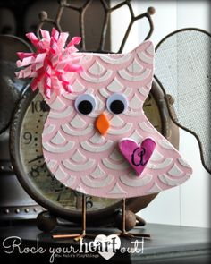 Baby Hoot by Ms. Ruin's Playthings.  Details on my blog.