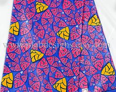 Ankara Holland Dutch Wax /African Prints/head wraps/African Fabric/Crafts/Sewing/African Clothing/African Dress /Ankara / Dutch Wax sold by