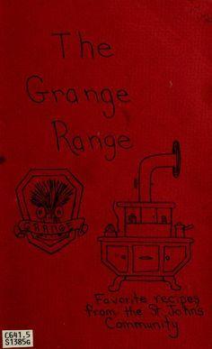 The grange range cookbook : favorite recipes fr...