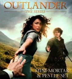 A priest once told me my healing skills are a gift from God. Claire Beauchamp Randall Based off the New York Times bestselling series that has millions of fans worldwide, Outlander has quickly establi
