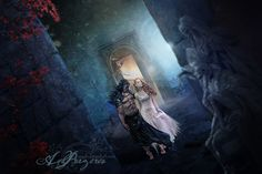 Hades and Persephone by Aegils
