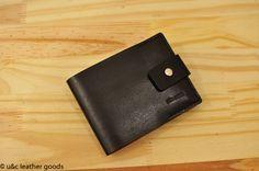 Porta cheque em couro com trava (CH003)