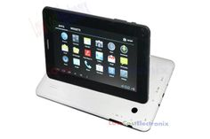 7 Inch Capacitive 5 Point Touch Screen Tablet PC, Allwinner A9 Cortex 1.2 Ghz, Android 4.1 8GB HDD 512MB RAM,...