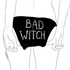 Bad Witch by Dvrkshines