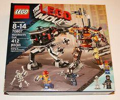 Lego Movie 70817 Batman /& Super Angry Kitty Attack Brand New FREE UK P/&P