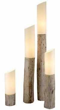 Lampes Tasiilaq, Bleu Nature - Astuce déco spécial éclairage pour un intérieur plein de lumière
