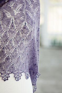 Ravelry: Sierra Lupine pattern by Rosemary (Romi) Hill