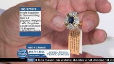 Tune into the most exquisite jewelry on television 24/7! New jewelry arriving daily – Blue Sapphire Necklaces, Red Ruby Rings, Green Emerald Earrings, Yellow Diamond Bracelets and more stunning jewelry at Gem Shopping Network. Call in for pricing.   Item #180-275519 Blue Sapphire Necklace, Emerald Green Earrings, Sapphire Diamond, Imperial State Crown, Diamond Bracelets, Gems, Engagement Rings, Jewelry, Enagement Rings