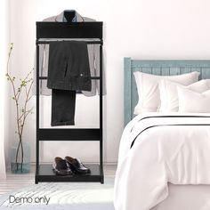 22 Best Valet stand images in 2014 | Closet hangers, Clothes racks ...