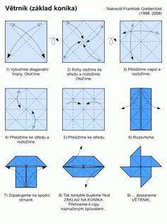 Výsledek obrázku pro větrník z papíru návod Pinwheels, Windmill, Bar Chart, Origami, School, Spring, Wedding, Ideas, Valentines Day Weddings