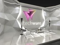 Techware - HSM Expo '14 on Behance