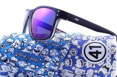 6e8a0ec793 Gafa de sol de 41 eyewear, modelo NOXER / FO15002 91. Puedes ver nuestra