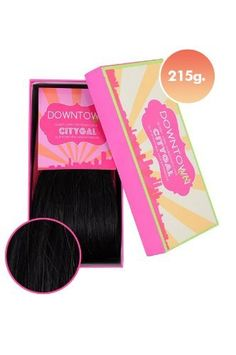 100% Remy Human Hair Clip Extensions in Off Black 215g 20 Inch by Downtown Doll. $193.00. Delicious Off Black. Comes in a gorgeous Downtown Doll Gift Box. 100% remy human hair. Clip on hair extensions. 20 Inch 11 piece set (Full head). Rapunzel eat your heart out!  Big, sexy hair is HOT. Girls with long luscious locks look amazing but you don't have to be a celebrity to get the look. Our 100% (Grade AAA) Remy human hair just clips in to give you that glossy but natural A-list ...