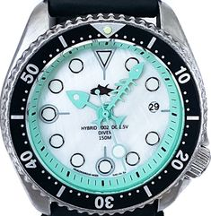 Get in before everyone else finds out. Google the plethora of Seiko diver information and you'll see for yourself. Get in, and get one! Worry free 7002 JAPAN Quartz mod -. Grab a Mother of Pearl 7002 mod now. | eBay!