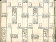 Wallpaper 1917  Home decoration book