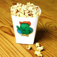 Le Popcorn Toby