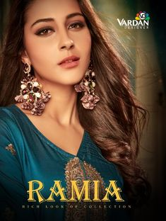 Vardan Designer Ramia Designer Heavy Muslin with Embroidery work Party Wear Readymade Gown at Wholesale Rate Catalog Vardan Designer Ramia Pcs 4 AVG. Fancy Kurti, Fancy Sarees, Designer Gowns, Designer Wear, Designer Kurtis, Western Gown, Fancy Gowns, Lehenga Style, Printed Gowns