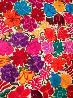 Textil de Chiapas, México