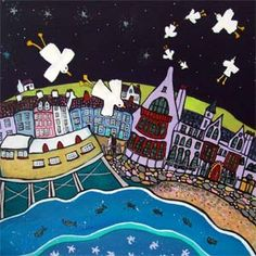 Aberystwyth Aagels by Helen Elliott