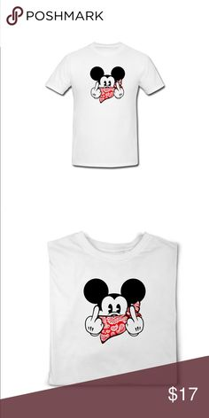 Classic tee (unisex) Rock out with this new graphic t   Mickey Mouse x gansta  Unisex  All new #ootd #outfitoftheday #lookoftheday #fashion #fashiongram #style #love #beautiful #currentlywearing #lookbook #wiwt #whatiwore #whatiworetoday #ootdshare #outfit #clothes #wiw #mylook #fashionista #todayimwearing #instastyle #socialenvy #instafashion #outfitpost #fashionpost #todaysoutfit #fashiondiaries  #men#woman##girl#boy#cute#new#custom Hollister Shirts Tees - Short Sleeve