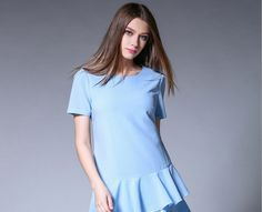 Fashion Waist-Slimming Short Sleeve Layer-Upon-Layer Cupcake Dress One-Piece Dress http://www.fashion-wholesaler.com/dresses-c-10200/fashion-waistslimming-short-sleeve-layeruponlayer-cupcake-dress-onepiece-dress-p-2334.html