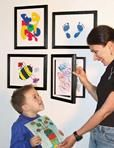 Includes four 8.5x11 LD Kids art cabinets stores up to 50 pages