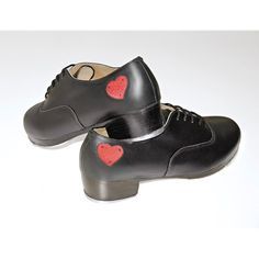 These So Danca professional tap shoes feature a red heart embroidered on the side and a leather sole. So Danca Professional Tap Shoes Women's Leather Tap Shoes Tap Dance, Dance Wear, Dance Pics, Dance Stuff, Shoe Tattoos, Tap Shoes, Dance Shoes, Dance Tights, Professional Women