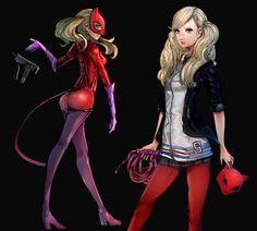 Persona 5 Ann Takamaki, Panther