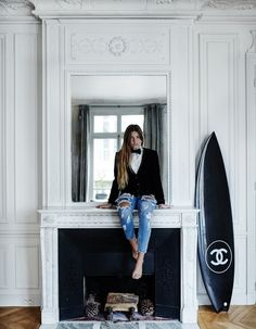 Paris, Chanel and Thylane Blondeau Let's see, Paris. Oh yeah, it's Paris, no explanation needed.  Next Chanel. Mmmmmmmmm do I accept that invitation to the CHANEL SS16 show that was delivered direct from HQ by a very French bellboy? It would be silly to actually answer that question wouldn't it? Then there is Thylane Blondeau, …