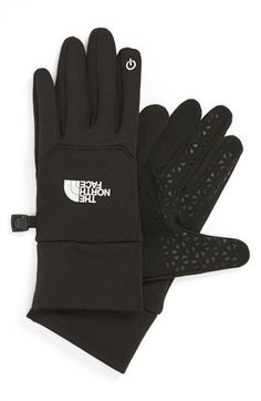 The North Face 'E-Tip' Glove available at #Nordstrom in a small