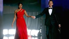 It was a solo night at the Emmys for Tom Hiddleston after his recent breakup…